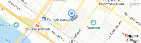 ЛивенаЛюкс на карте Новосибирска