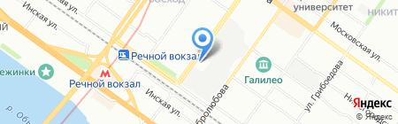 Artem на карте Новосибирска
