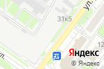 Схема проезда до компании ФальКО в Новосибирске