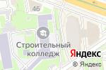 Схема проезда до компании Sibdom.pro в Новосибирске