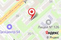 Схема проезда до компании Нелли в Иваново
