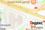 Схема проезда до компании СибирьТрансАзия в Новосибирске