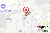 Схема проезда до компании Сибирьлифтремонт в Новосибирске