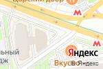 Схема проезда до компании За парту.ru в Новосибирске