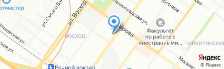 Mantia5 на карте Новосибирска