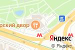 Схема проезда до компании Царский Двор в Новосибирске
