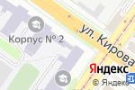 Схема проезда до компании РЕГИОН-РК, ЗАО в Новосибирске