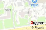 Схема проезда до компании Компания Гранд Вижн в Новосибирске