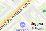 Схема проезда до компании Сорока в Новосибирске
