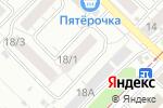 Схема проезда до компании Лея в Новосибирске