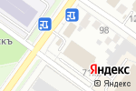 Схема проезда до компании Магазин сувениров и часов в Новосибирске