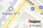 Схема проезда до компании Мун Гэн в Новосибирске