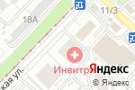Схема проезда до компании Tori Loft в Новосибирске
