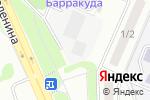 Схема проезда до компании Beer station в Новосибирске