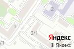 Схема проезда до компании АВК-Сибирь в Новосибирске