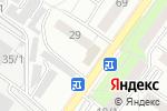 Схема проезда до компании Продовольственный магазин в Новосибирске