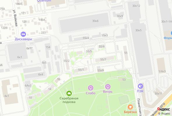 жилой комплекс ГринАрт