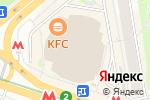 Схема проезда до компании МТС в Новосибирске
