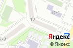 Схема проезда до компании Смак в Новосибирске