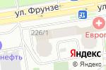 Схема проезда до компании Татфондбанк, ПАО в Новосибирске