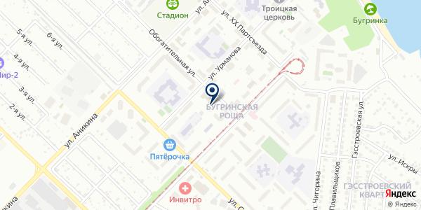 Мастерская по ремонту одежды на карте Новосибирске
