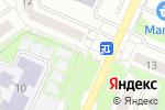 Схема проезда до компании Хлебушек и булочки в Новосибирске