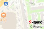 Схема проезда до компании Ангария в Новосибирске