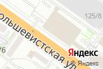 Схема проезда до компании Дом Спорта в Новосибирске