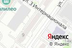 Схема проезда до компании Дом в Новосибирске