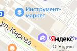 Схема проезда до компании Фотосалон в Новосибирске