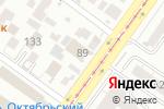 Схема проезда до компании DOORSIB в Новосибирске