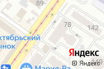 Схема проезда до компании Спектр в Новосибирске