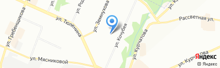 Детский сад №36 Поиск на карте Новосибирска