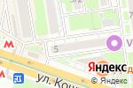 Схема проезда до компании ВАЛСИБ в Новосибирске