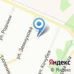 Изюминка на карте Новосибирска