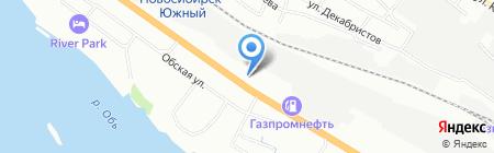 Woksy.ru на карте Новосибирска