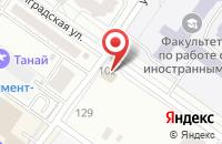 Схема проезда до компании Копир в Новосибирске