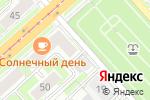 Схема проезда до компании Остров детства в Новосибирске