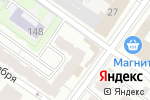Схема проезда до компании Relax в Новосибирске