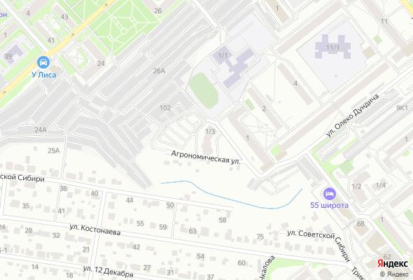 продажа квартир Олеко Дундича