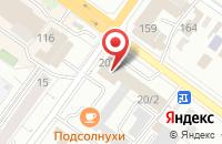 Схема проезда до компании Группа Сов в Новосибирске