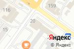 Схема проезда до компании Блеск в Новосибирске