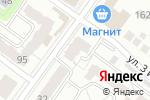 Схема проезда до компании Новый в Новосибирске