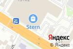 Схема проезда до компании Сладомир в Новосибирске