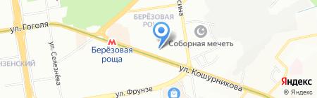 Товары для дома на карте Новосибирска