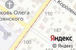 Схема проезда до компании АнДар в Новосибирске
