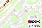 Схема проезда до компании knitshop.ru в Новосибирске
