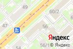 Схема проезда до компании WESTFALIKA SHOES в Новосибирске