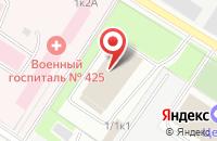 Схема проезда до компании Торговый Дом «Сдн-Трейдинг» в Новосибирске