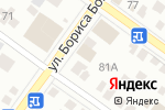 Схема проезда до компании ЭлектроСантехКрепеж в Новосибирске